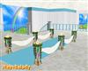 Rainbow Wedding Walkway