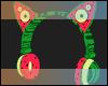 Watermelon Headphones