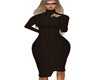 BrownSweaterDress RLL