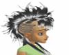 *NN* Silver Mohawk F