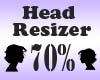 Head Resizer 70%