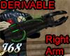 J68 Cybernetic Right Arm