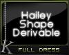 K| Hailey Shape: Dress