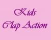 :S: Kids Clap Action