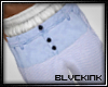 Blue Printed Shorts |M|