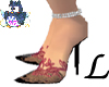 (NK) Diamond Anklets [L]
