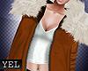 [Y] Fur winter coat 01