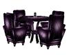 Elegant  bar table for 4
