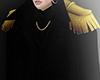 Black Crow Captain Coat