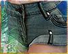 SK~ RLS Cuffed Shorts