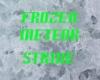 frozen meteor blast