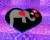 Valentine Heart Float