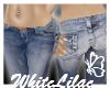 WL~ Got the Blues Jeans