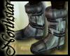~NS~ Viking fur boots