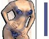 Violet Bodysuit Brick