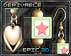[3D]*Dev* Baby Earrings