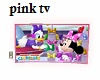 Secluded Minnie Mouse tv