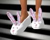 {LIX} Pink Bunny Slipper