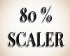 Avatar 80 % Scaler