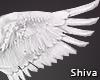 S. Wings - White