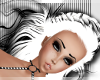 =D Crystal Liu5 Wht Blk