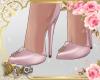 Elegant Rose Heels