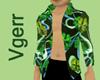 Animated Clovers Shirt