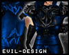 #Evil Shadow Blue Armour