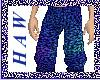 Mystical Blue Pants