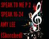 Amy Lee Speak to me p2