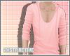 [iD] Pink Hoddie M