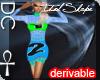 [DC] Idol Miniskirt+tube