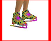 Colored Ice Skates