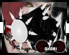 O| White Gas Mask M