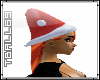 Santa Hat Fieryred Hair