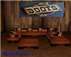 Country Boot Sectional