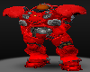 Terran Armour Red