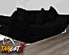 ✘ Black Couch
