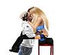 kiss me baby girl
