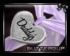 *B* Purple Daddy Collar