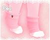 P! Fraise Paws w/ Warmer