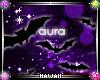 + Bat Witch + Aura