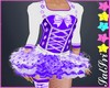 Plum Pudding Tutu