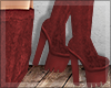 I│Lily Boots Red XXL