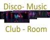 Disco Music Club Room