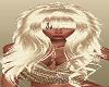 BLond THick w Bangs Hair