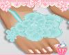 🦄 Magical Feet Blue