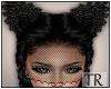 ~T~LuLu Ears/Net Veil