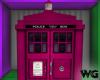 TARDIS Form Luna Pink