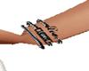 new blk bracelet